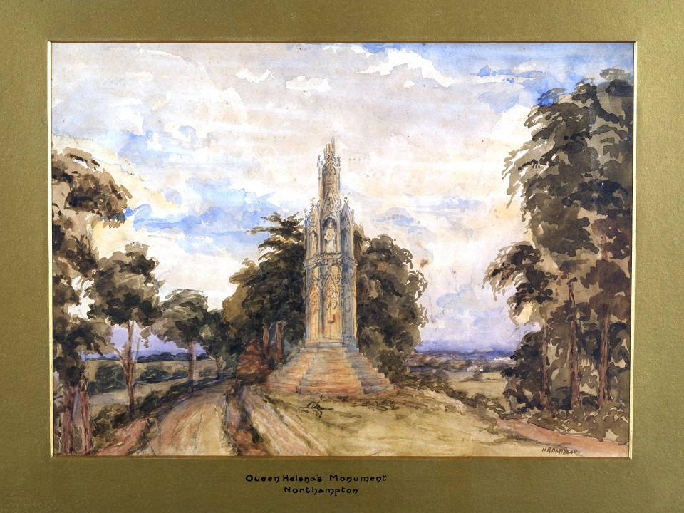 image for Depictions of the Northampton Eleanor Cross