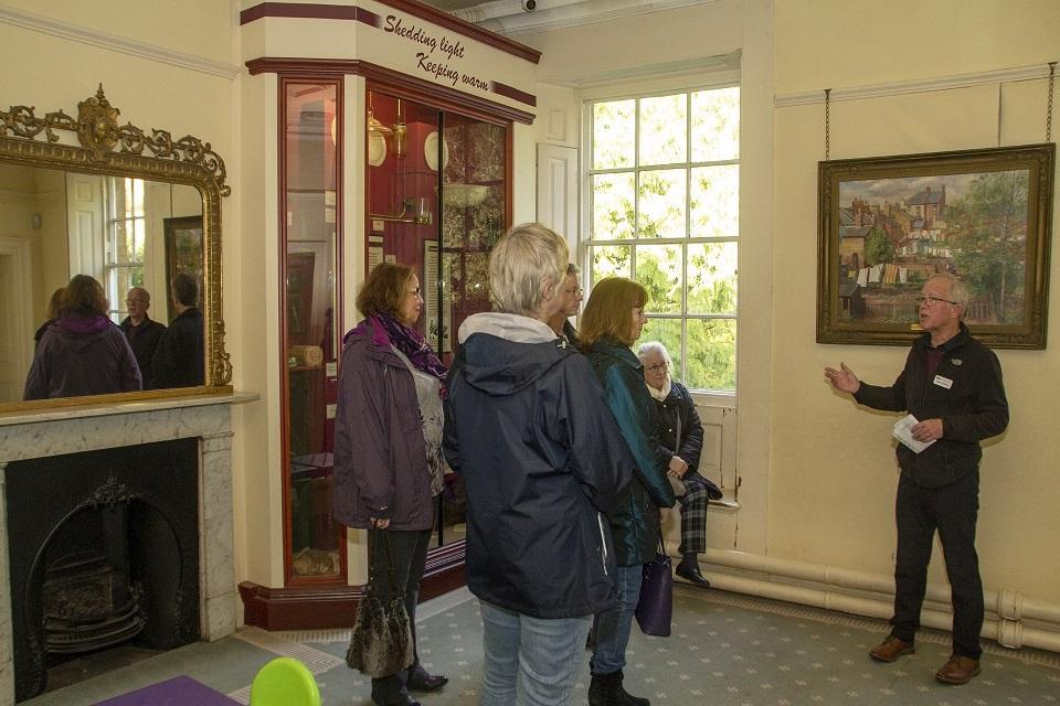 Accessing Abington Park Museum