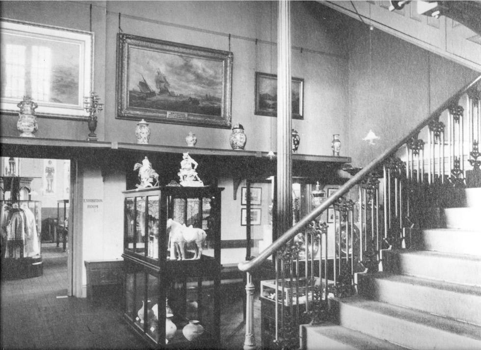 Entrance hall nmag